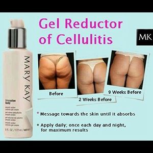 Smooth-Action Cellulite Gel Cream NIB